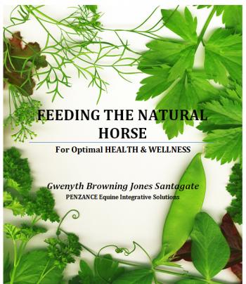 feeding the natural horse